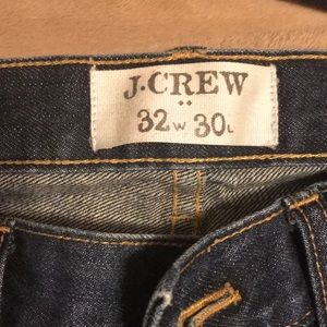 J-crew jeans size 32-30